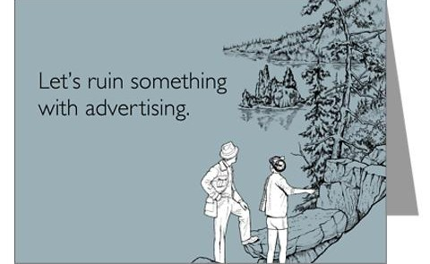 ruin_advertising_greeting_card