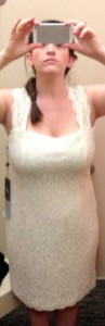 Does this dress make me look engaged?