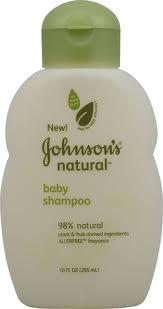 Natural Baby Shampoo